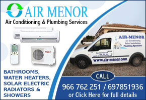 Air Menor heating and air conditioning