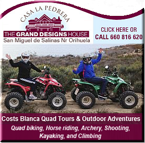 Costa Blanca Quad Tours and Outdoor Adventures