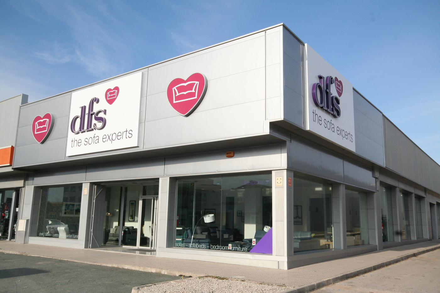 DFS Furniture South Orihuela and Alicante