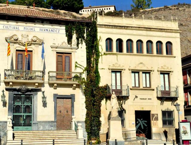 Orihuela Tourist Office