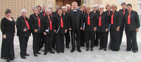Coro Pilar International Choir