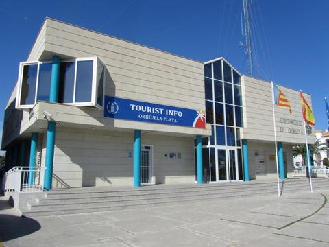 Orihuela Costa Town Hall office