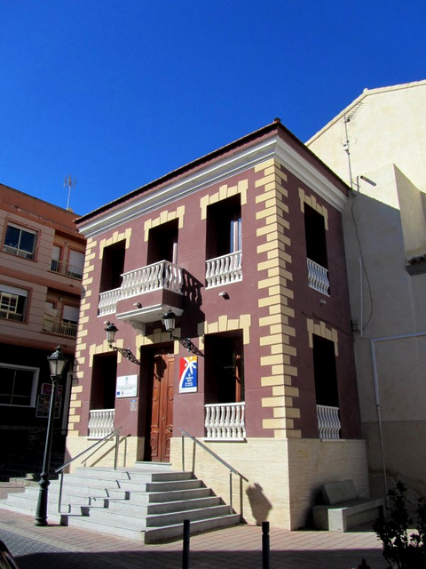 San Miguel de Salinas Tourist information office