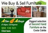A Time 4 A Change Second Hand Furniture, El Algar