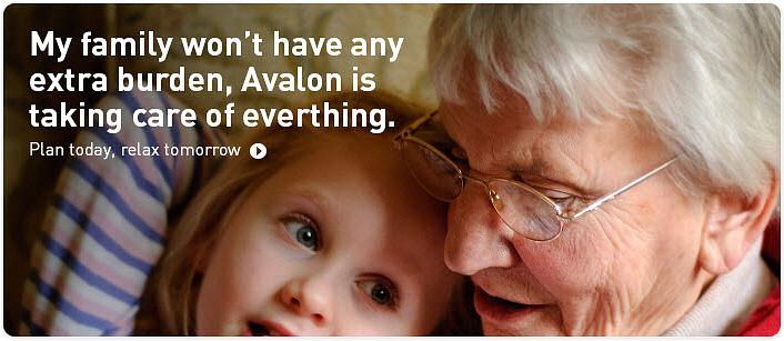 Avalon Funeral Plans
