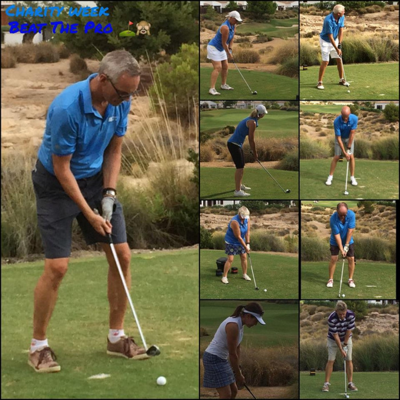 Paul Carpenter Golfing Academy