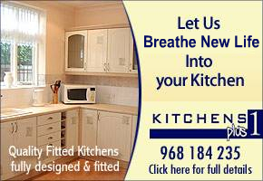 Kitchens Plus 1, kitchen manufacturers and installers
