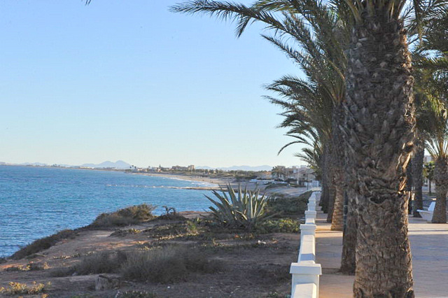 Beaches of Pilar de la Horadada, Alicante province
