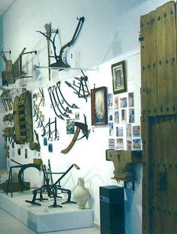 Museo Arqueológico – Etnológico Gratiniano baches