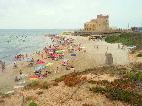 Playa del Conde, Pilar de la Horadada