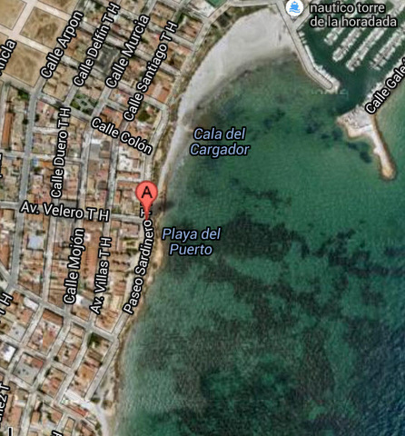 Playa del Puerto, Pilar de la Horadada