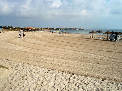 Playa Las Higuericas, Pilar de la Horadada