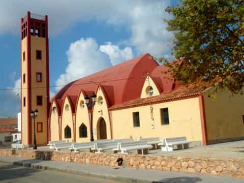 Iglesia de la Asunción, La Torre de la Horadada