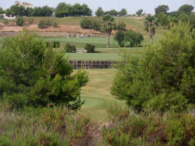 Golf in Pilar de la Horadada