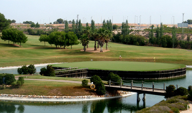 Golf in Pilar de la Horadada
