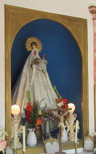 Ermita de Ntra Sra de Monserrate, Orihuela