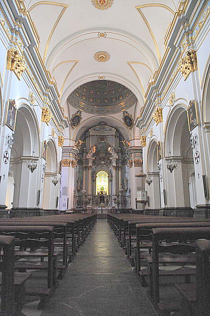 Santuario de la Virgen de Monserrate, Orihuela