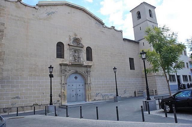 Convento e Iglesia de la Trinidad, Orihuela