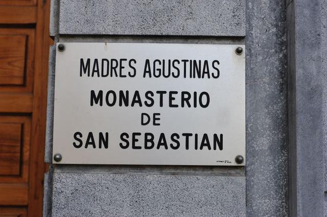 Convento e Iglesia de San Sebastián, Orihuela