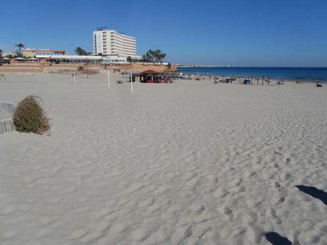 Cala Bosque beach, Orihuela (La Zenia)