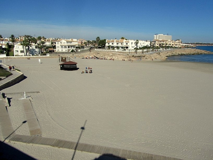 Cala Capitán beach, Orihuela (Cabo Roig)