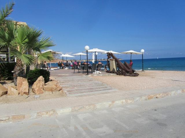 La Glea beach (Campoamor)