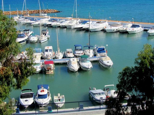 Puerto deportivo de Campoamor