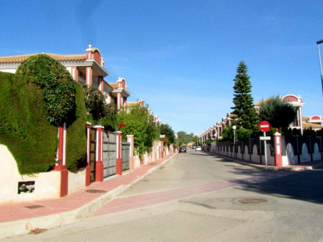 Dehesa de Campoamor residential area, Orihuela Costa