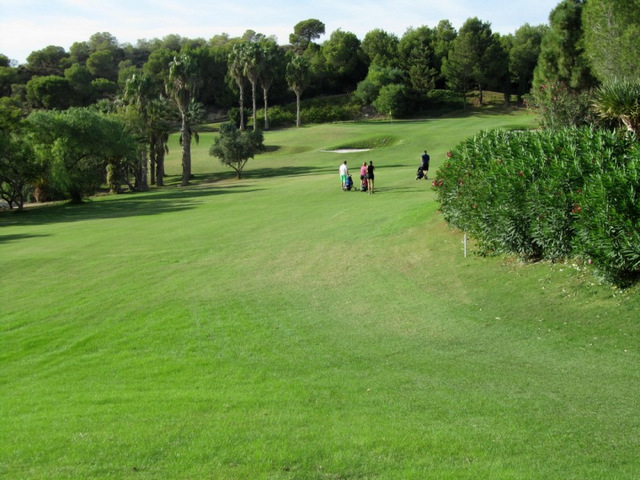 Real Club de Golf Campoamor, Orihuela