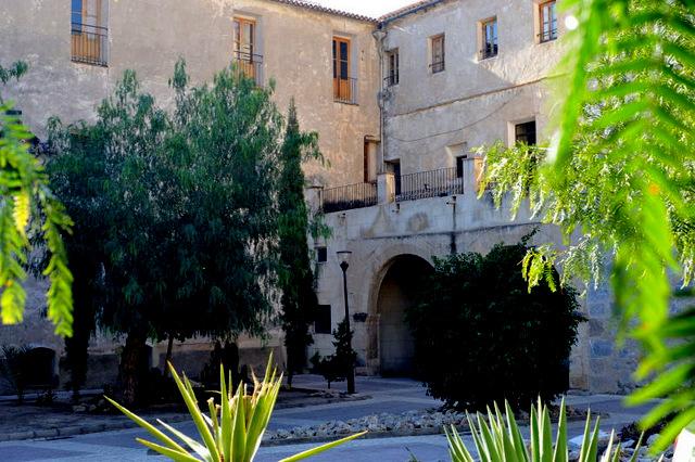 Convento de Santa Ana (San Francisco), Orihuela