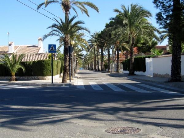 Cabo Roig residential area, Orihuela