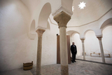 The Arab baths, the Baños del Almirante in Valencia re-open