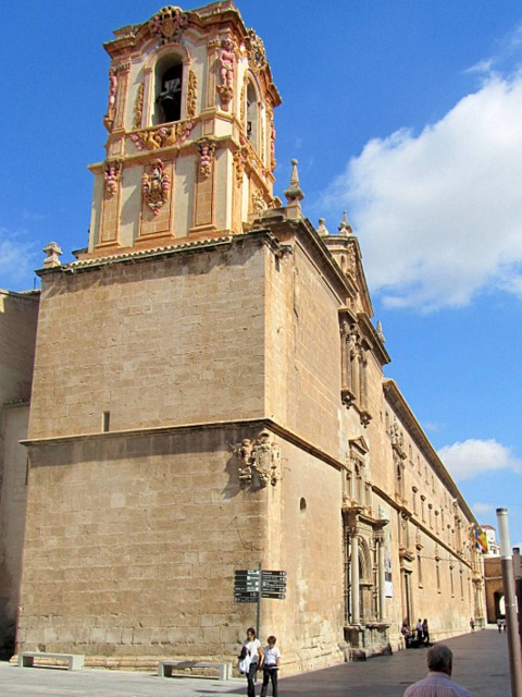 Colegio and Church of Santo Domingo, Orihuela