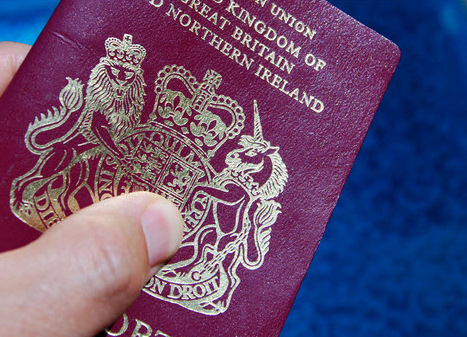 British residents living in Spain must now make passport applications online
