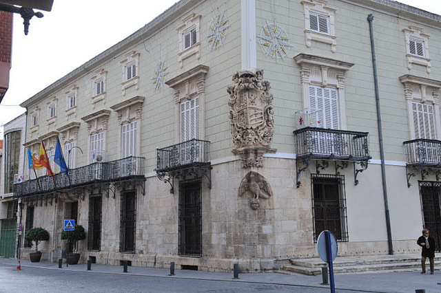Orihuela City Town Hall and Padrón Office