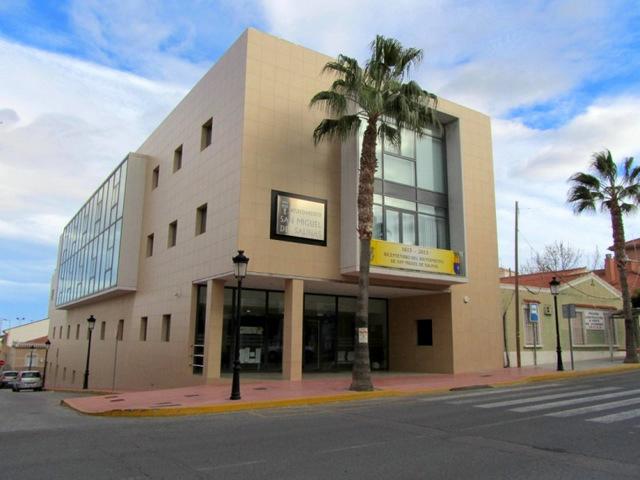 Town Hall San Miguel de Salinas