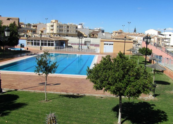 Sports facilities San Miguel de Salinas