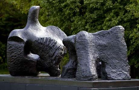 Henry Moore in Spain exhibition reaches Valencia