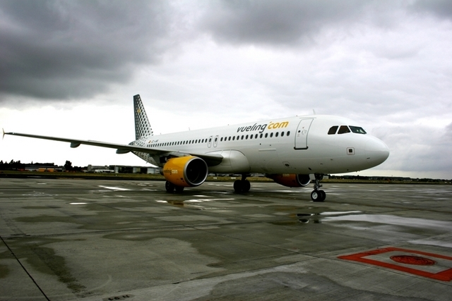 Vueling increases seats from Alicante-Elche airport by 35 percent