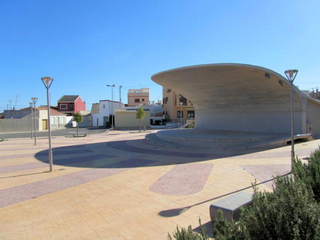 Auditorio de Verano San Miguel de Salinas