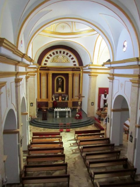 History of San Miguel de Salinas