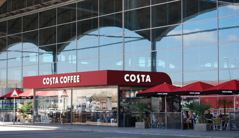 Increased coffee comfort in Alicante-Elche airport