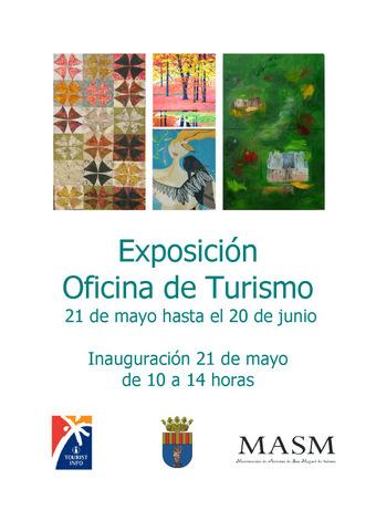 Art exhibition San Miguel de Salinas, 21st May to 20th June