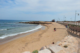 Cala Piteras, the southernmost beach of Torrevieja