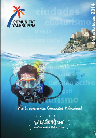 Valencia region promoting in Moscow