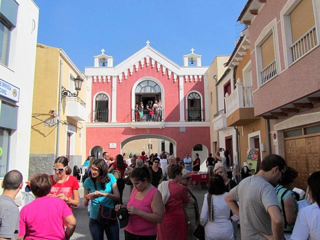 Sunday 1st June, Merca-de-Arte, Orihuela