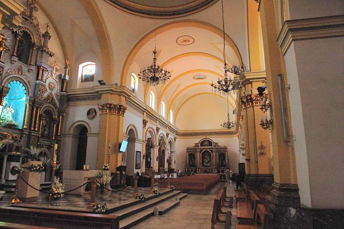 Iglesia Arciprestal de la Inmaculada Concepción, Torrevieja