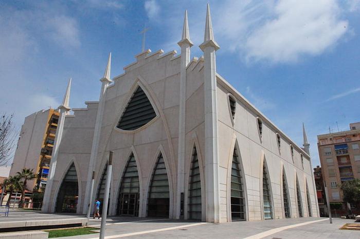 Iglesia del Sagrado Corazón de Jesús, Torrevieja