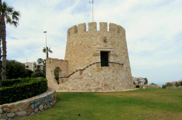 Torre del Moro, Torrevieja