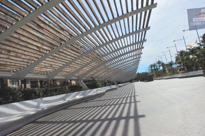 The Paseo Vista Alegre, Torrevieja